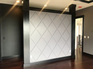 Ragsdale Master Accent Wall